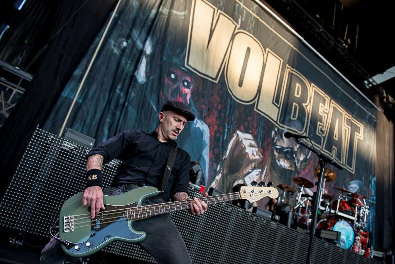Slipknot, Gojira, Volbeat and Behemoth kick off Knotfest in