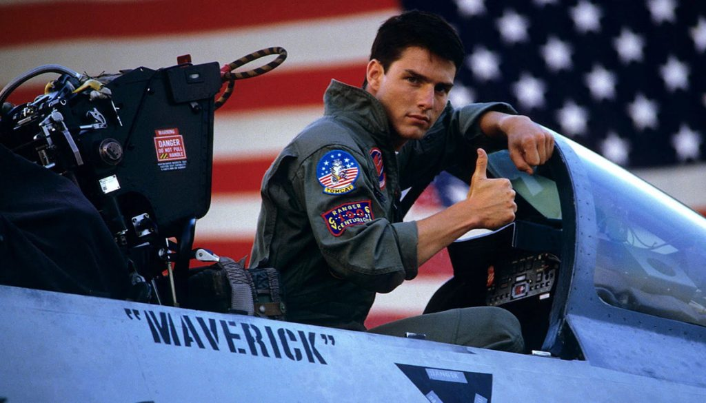 Kenny Loggins, Top Gun, Tom Cruise