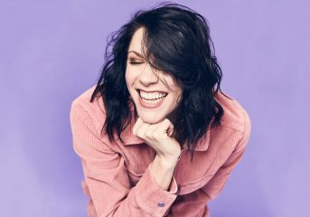 Interview: K.Flay finds a healthy, positive outlook by grounding herself in family