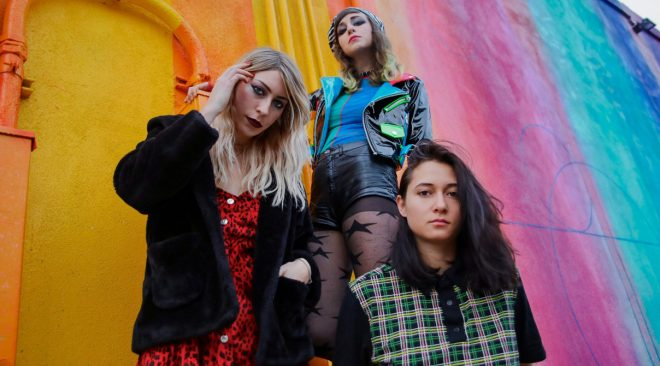 INTERVIEW: Potty Mouth hits a 'SNAFU' on the road to its artistic identity