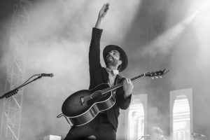 Lord Huron, Berkeley Greek Theatre, Lord Huron Vide Noir