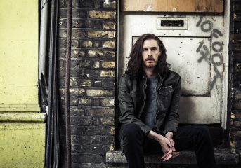 INTERVIEW: Hozier, already working on next album, looks for hope in a wasteland
