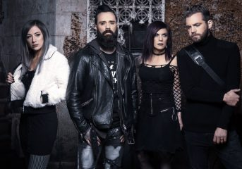 INTERVIEW: Skillet's John Cooper discovers 'Eden' on the search for victory