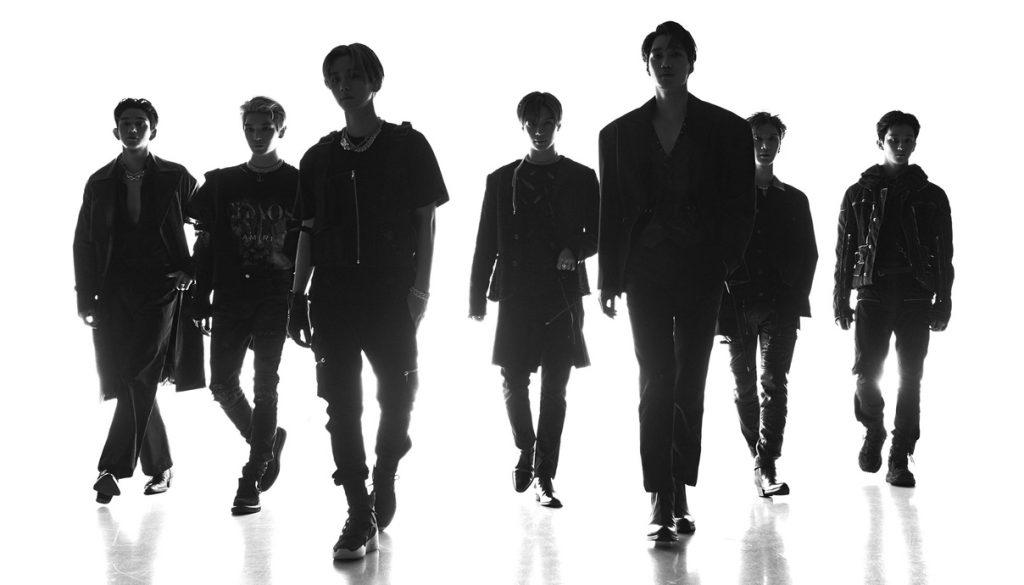SuperM, SHINee, Baekhyun, EXO,Taeyong,NCT 127, WayV