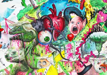 ALBUM REVIEW: Tropical F Storm prolongs the life of rock with 'Braindrops'