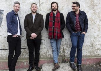 ALBUM REVIEW: The Futureheads get deeper and darker on comeback album 'Powers'