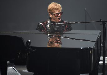 Elton John on top of his game at Farewell Yellow Brick Road stop at Chase Center