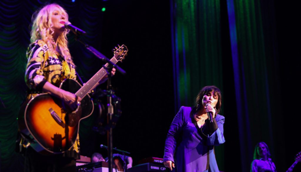 Heart's return mixed, but Joan Jett rips at Concord Pavilion