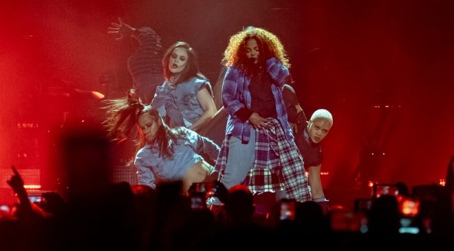 Janet Jackson goes through the motions but recovers in time at Chase Center