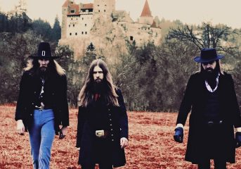 ALBUM REVIEW: Kadavar takes trad-metal to Transylvania on 'For The Dead Travel Fast'