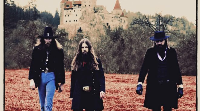 ALBUM REVIEW: Kadavar takes trad-metal to Transylvania on 'For The Dead Travel Fast'