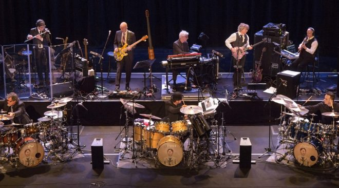 REVIEW: King Crimson constructs harmonic fortress at the Fox