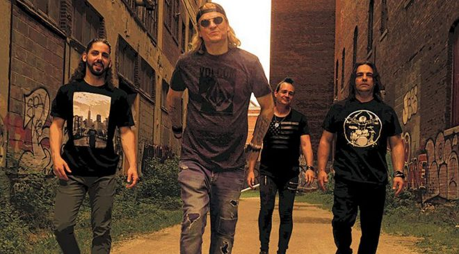 ALBUM REVIEW: Puddle of Mudd gets back to post-grunge basics on 'Welcome to Galvania'