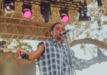 Lauryn Hill remains fashionably late, undercard steals the show Sunday at Sonoma Harvest
