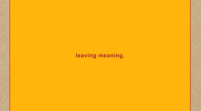 ALBUM REVIEW: Swans reflect and retread on 'Leaving Meaning'