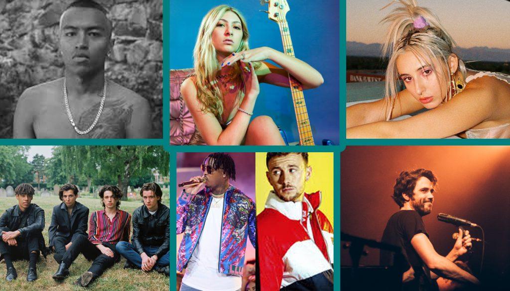 Thaiboy Digital, Blu DeTiger, Annika Rose, Patrick Watson, Drama Relax, Jeremih, Inhaler