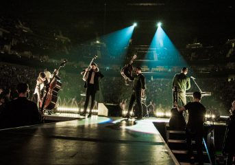 REVIEW: Mumford & Sons personify 'Delta,' show growth at Chase Center