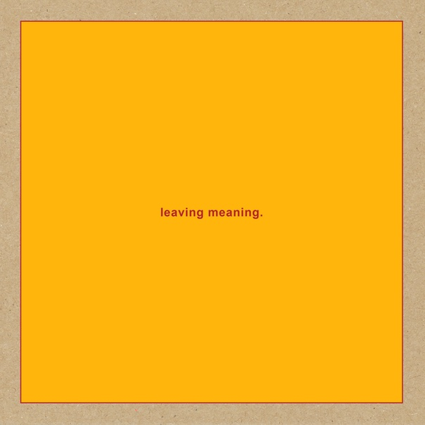 swans, leaving meaning