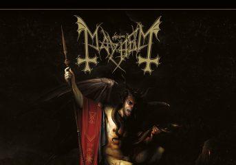 ALBUM REVIEW: Mayhem stays hellish and heady on 'Daemon'