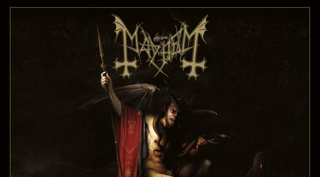 ALBUM REVIEW: Mayhem stays hellish and heady on 'Daemon'
