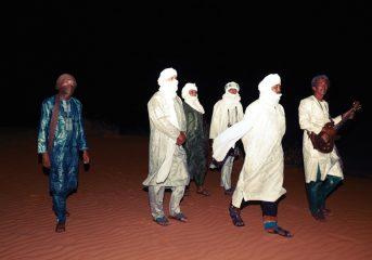 ALBUM REVIEW: Tinariwen takes a trip through the Sahara on 'Amadjar'