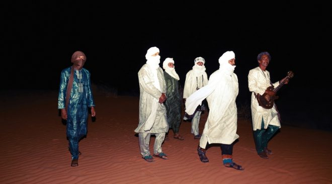 ALBUM REVIEW: Tinariwen takes a trip through the Sahara on 'Amadjar'