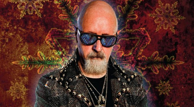 Judas Priest's Rob Halford captures holiday camp in a bottle with 'Celestial'