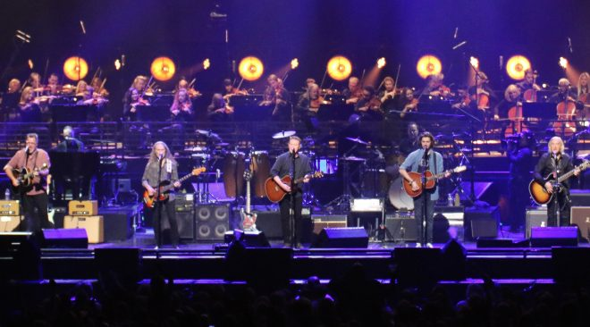 Eagles to play 'Hotel California' in its entirety with orchestra at Chase Center
