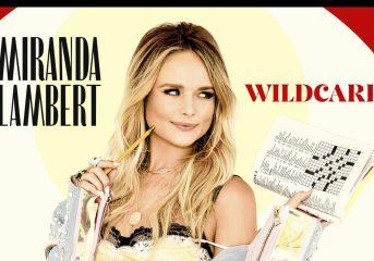 ALBUM REVIEW: Miranda Lambert churns out hits on 'Wildcard'