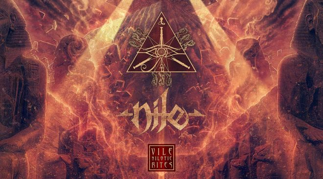 ALBUM REVIEW: Nile starts a new death metal excavation on 'Vile Nilotic Rites'