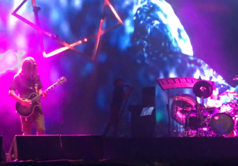 REVIEW: Tool taps into primal hard rock with psychedelic Aftershock set