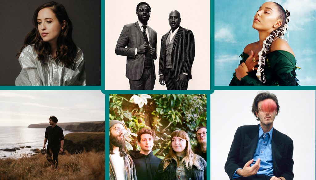 Alice Merton, The Midnight Hour, Ali Shaheed Muhammad, Adrian Younge, Loren Odeon, Grace Carter, Louis Prince, Basement Revolver, Harrison Storm, A Tribe Called Quest