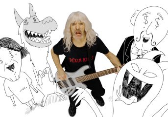Interview: Spinal Tap's Derek Smalls on gardening and television, and also music