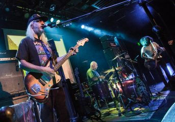 REVIEW: Dinosaur Jr. cranks up its jet engines at Slim's