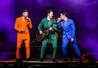 REVIEW: Jonas Brothers provide their own electricity at vibrant Chase Center show