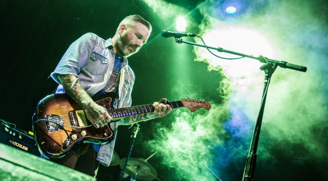 PHOTOS: Dallas Green gets intimate at the Fillmore as City and Colour