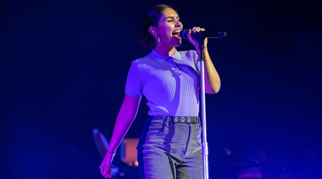 Alessia Cara celebrates imperfection and 'Growing Pains' at The Masonic