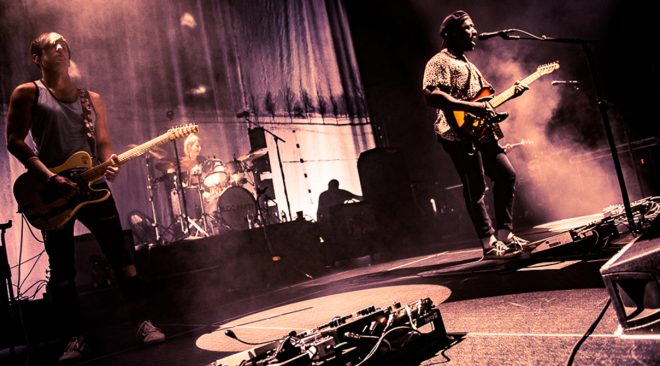 PHOTOS: Bloc Party sets off 'Silent Alarm' in reverse at the Masonic