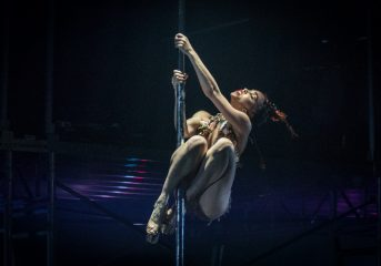 REVIEW: FKA twigs flirts with the strange at the Fox Theater