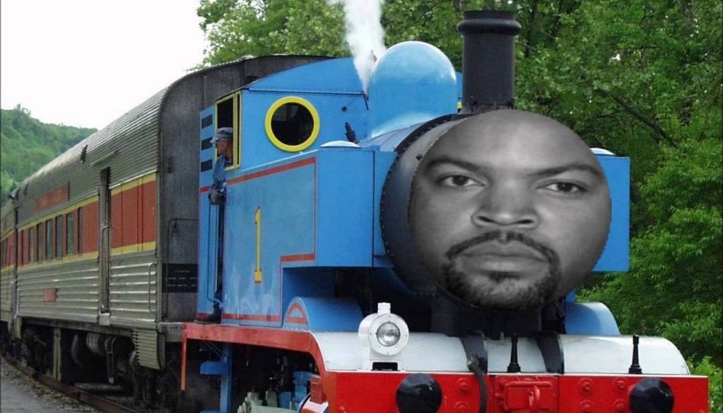 Thomas the Tank Engine, Ice Cube