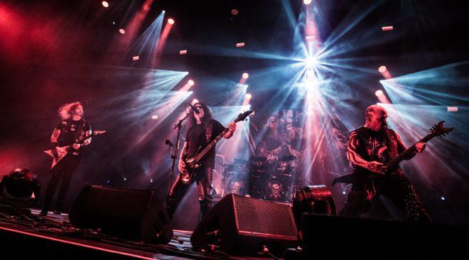 REVIEW: Slayer emits final infernal blast at Oakland Arena