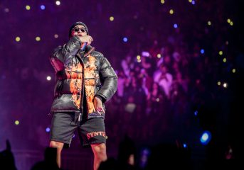 PHOTOS: Bad Bunny leads by example at Chase Center tour stop