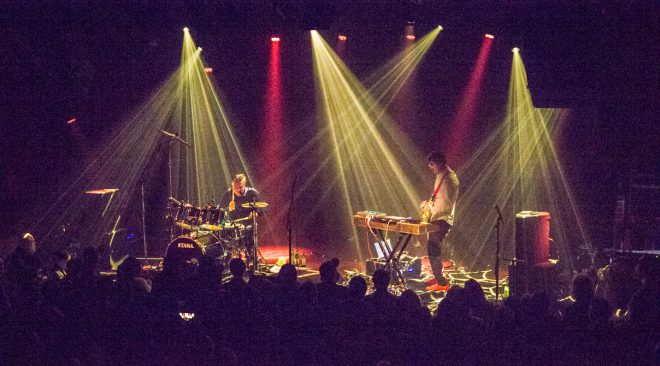 REVIEW: Battles bring controlled chaos to the Independent
