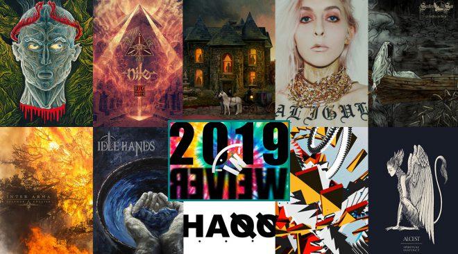 Max Heilman's 50 best metal albums of 2019: 10-1