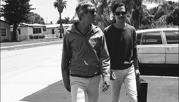 We Are Scientists' Chris Cain on Berkeley food and long tours