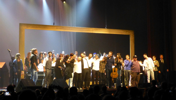 Photos & Videos: Magik*Magik Orchestra and friends at the Fox Theater - 1/31/14