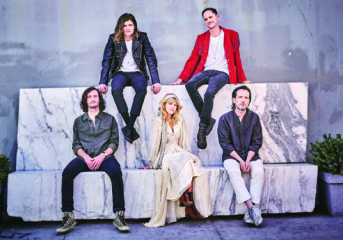 Folk rockers Streets of Laredo find fuller sound on second album