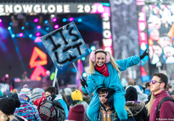 SnowGlobe Music Festival waves goodbye to 2016 with lasers and bass