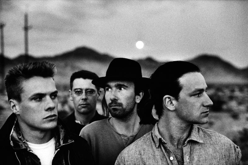 U2, The Joshua Tree, The Joshua Tree Tour 2017, Bono, The Edge, Larry Mullen Jr., Adam Clayton