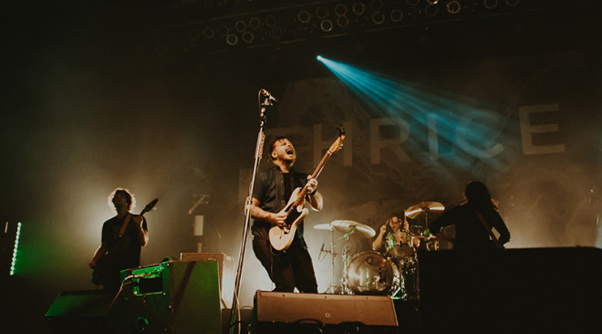 REVIEW: Thrice and Circa Survive rule San Jose for a night
